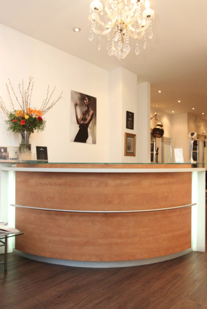 afro hair salon, south west london