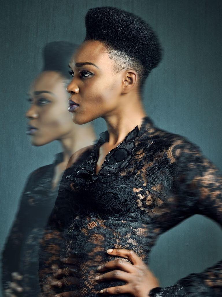The big chop, Junior Green Hair Salon,Afro Hair Salon, Kensington
