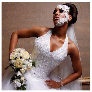 Wedding Hair Afro Hair Salon Kensington