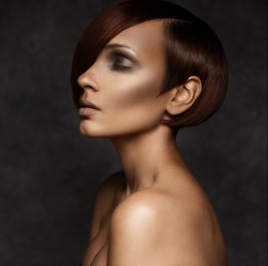 afro hair colour correction, junior green hairdressing salon, kensington, london