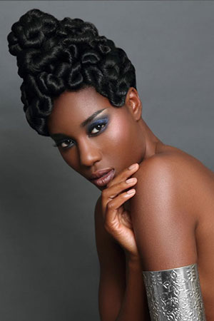 Prom Hairstyles for Afro Hair