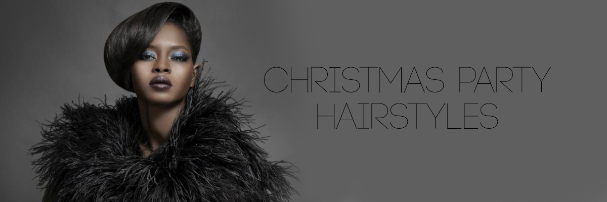 Christmas Party Hairstyles for Afro Hair
