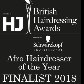 Junior Green Named Afro Hairdresser of the Year Finalist
