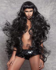hair extensions, top hair salon for black women in Kensington, West London