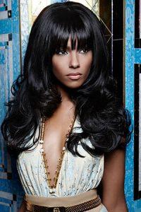 fringes for black women, top hair trends, Junior Green Afro Hair Salon in Kensington, West London