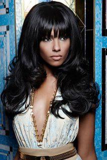 Fringes For Afro Hair