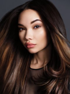 Balayage For Afro Hair Types