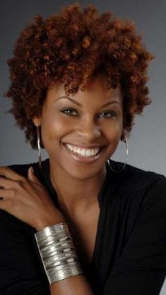 Afro Hair Colour, Junior Green Hair Salon, Kensington