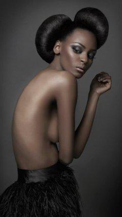 Junior Green Hair & Beauty Gallery Kensington Church Street London