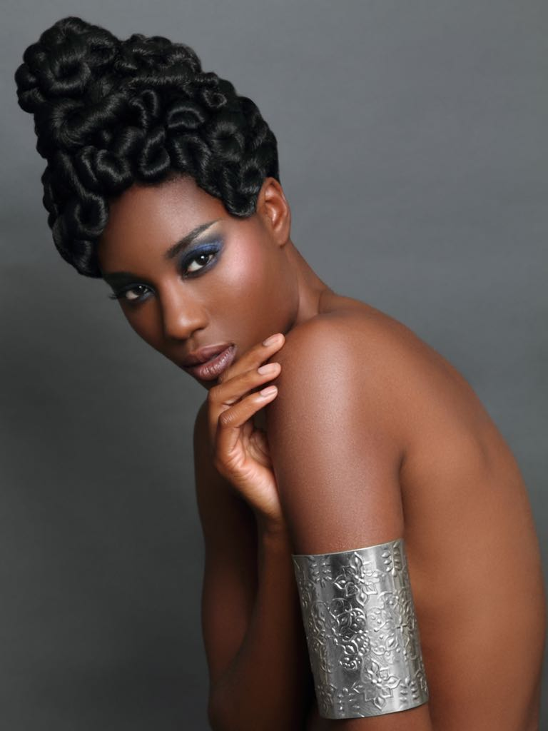 Prom Hairstyles for Afro Hair, Afro Hair Salon, Kensington